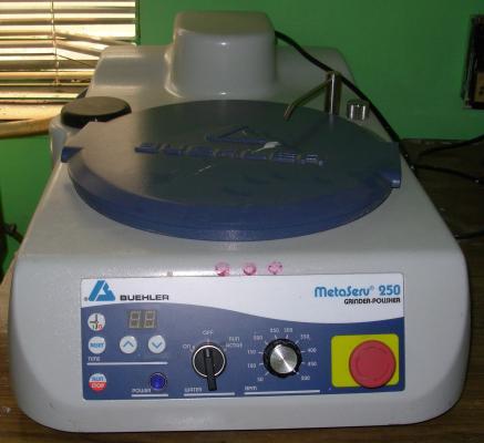 Semi-automatic Polishing Machine