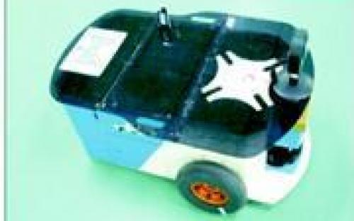 विजन गाइडेड मोबाइल रोबोट प्रणाली