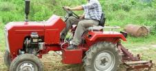 10-12 HP Small Tractor 'KrishiShakti'