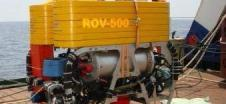 Remotely Operated Vehicle (ROV)
