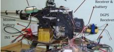 Tele-operated Rotary Wing Flying Robot (RWFR)