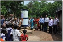 Appropriate Technological Intervention for Rural Life Quality Improvement through Installation of Improved Iron Removal Plant in Bankura dist. of West Bengal