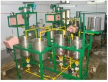 Design and Development of Semi Continuous Type Biodiesel Plant for Rural Sector