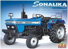 Development of 100 % Biofuelled Tractor