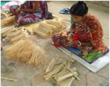 Technological support to Micro Small and Medium Entrepreneurs (MSME) bamboo cluster, Agartala