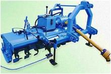 Design and development of an Offset Rotavator for Orchards