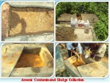 Stabilization of Arsenic-Iron Contaminated Water Treatment Plant Sludge through Microwave treatment
